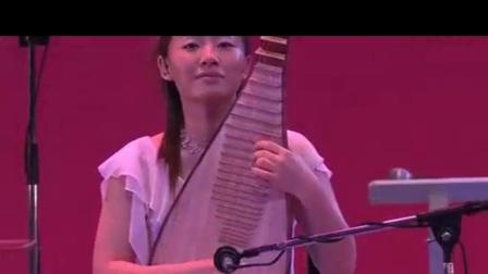 组曲1阿拉木汗2七拍3胜利 2004日本公演 女子十二乐坊