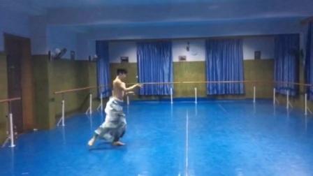 舞蹈艺考课堂教学《古典舞》放学后大地飞舞舞蹈艺考培训