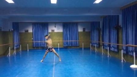舞蹈艺考课堂教学《民间舞》放学后大地飞舞舞蹈艺考培训