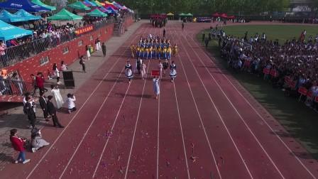 漯河高中运动会高二(12)班2017.4.14