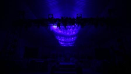 TYD灯光秀 婚礼灯光秀