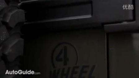 2016试驾吉普牧马人威利斯版越野车SUV Jeep Wrangler Willys_试车视频_汽车报价20167