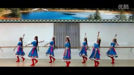 《最美的歌儿唱给妈妈》 简单广场舞教学 广场舞视频_标清