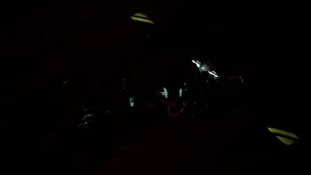 """给 华科尔 V120D02S 装了红色闪灯 继续像""""像真机""""迈进 RC直升机"""