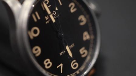 2017巴塞尔国际钟表展。美度表展区纵览