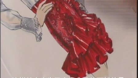 服装设计 服装效果图时装画 手绘教程2