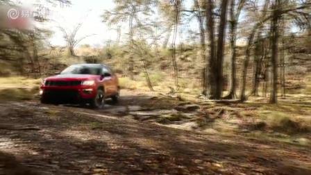 2017款jeep指南者 多种路况越野展示ph0 爱卡汽车 汽车试驾