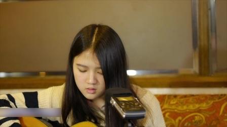 吴紫薇《二十岁的某一天》朱丽叶指弹吉他弹唱