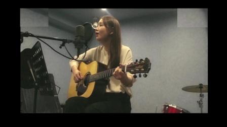 陈雅丽《香格里拉》朱丽叶指弹吉他弹唱