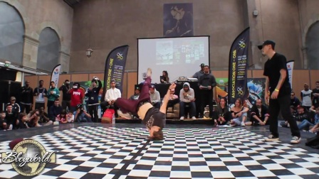 【5BBOY】JEREMY vs ZOOTY ZOOT - 1-8 FINAL - ONE-ONE BATTLE 2017
