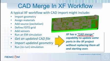 XFdtd EM CAD Geometry Import.mp4