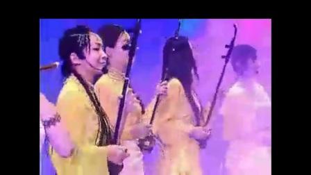依拉拉 回忆的靑春纪念王洛宾 女子十二乐坊