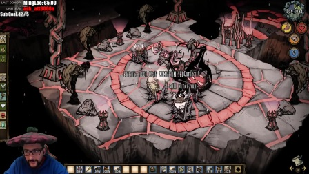 Fuelweaver - First Fight - Blind - New Reign Atrium - Don't Starve Together.mp4