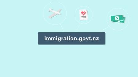 新西兰签证在线申请
