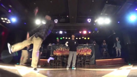 【5BBOY】ACKY, MACCHO, SO, MIKI_Hook up!! POPPING_JUDGE DEMO_2017.4.14