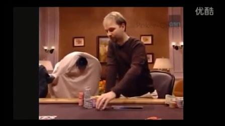 德州扑克之十大令人目瞪口呆直击灵魂的Bad Beats