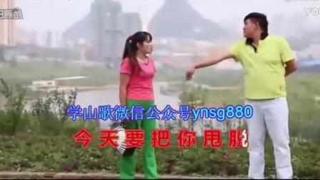 云南山歌——婆娘汉子闹家常《李赛萍,毛家超》【崇碟影】