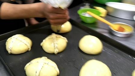 水果乳酪面包 蓝麦技术