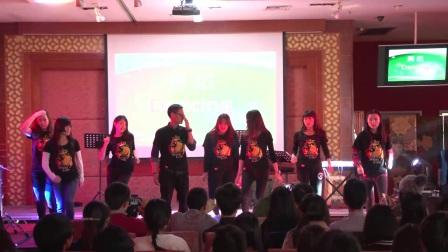 141221圣诞节活动视频 舞蹈-甦醒