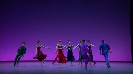 20170319 莫大:当代之夜(当代芭蕾作品晚会)编舞:Jerome Robbins