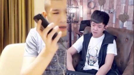 天佑和艾樂直播間大鬧,劉一手打電話道歉!