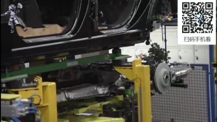 一起欣赏奔驰汽车制造过程