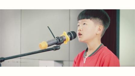张柏然|人民路学校三年级《我和书的故事》演讲比赛.mov
