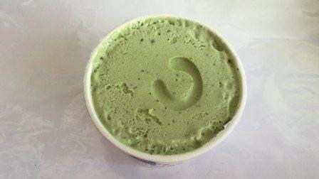 八喜绿茶口味冰淇淋2017、4、24、10:34