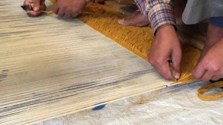 Danskina l Burrow手工地毯制作过程