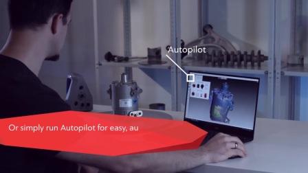 Artec Studio数据处理------ 三维扫描系统应用于工业加工
