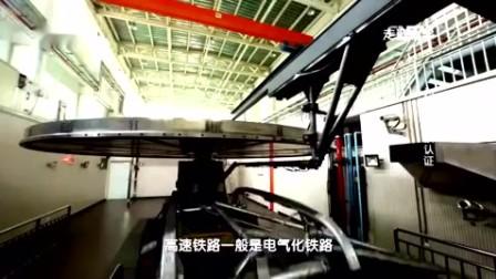 这才是中国高铁轨道没有接缝的原因 这就是中国技术