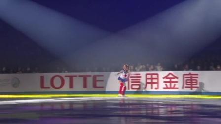 Evgenia Medvedeva再次上演美战花样滑冰