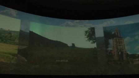 2013.7.5.游玩八达岭长城看全屏6D电影