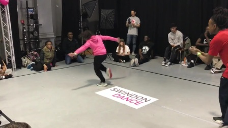 【5BBOY】West Country Clash Under 18's All Style Battle - Final Battle