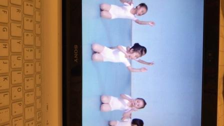 温岭市妞姿艺术培训,浙江省舞蹈考级一级:手眼练习-两只小鸟
