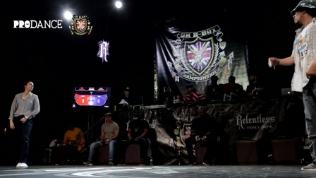 【5BBOY】Sacha vs Jutsu - POPPING - SEMI FINAL - UK BBOY CHAMPIONSHIPS 2017