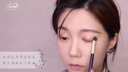 【RyiiiMakeup】工笔画古典妆容