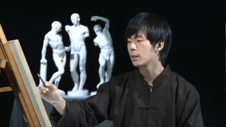 中国油画大全古典素描_油画入门_高考美术培训班油画静物视频教程