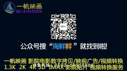 影院映前广告电影数字拷贝DCP电影格式转换 (8)