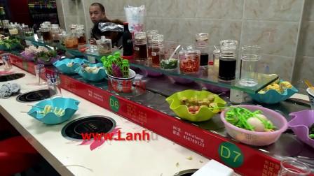 www.lanhui88.cn 串串香回转火锅电磁炉设备