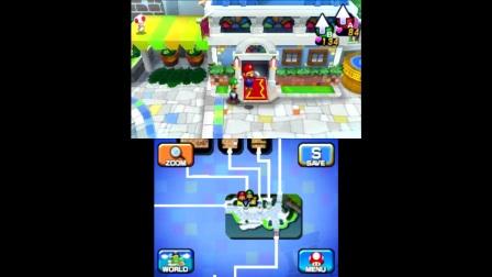 【雪激凌解说】3DS马里奥与路易RPG4 EP23:照相龟与再见加农炮