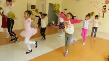 西安少儿爵士舞 少儿啦啦操 少儿舞蹈培训 专业儿童艺术培训 鑫舞曹老师