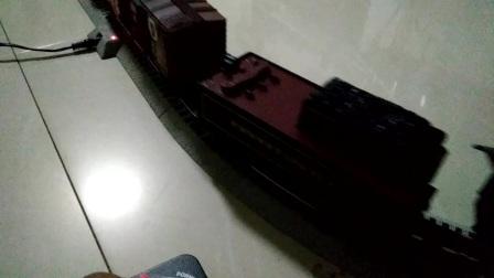 美国原装 O比例 1/48 LIONEL火车模型 数码音效烟效 蒸汽机车套装