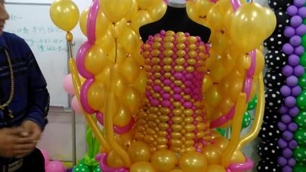 气球培训 玉坤气球培训基地服装微信18226095701