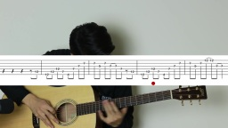 吉他基础教学第十四课【泛音练习】牧马人乐器出品 吉他教学视频
