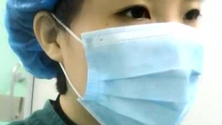 现场直播美女在重庆时光整形美容医院做手术