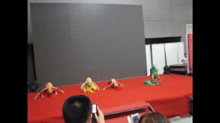 儿童印度舞:大眼睛(2014年佛博会表演)