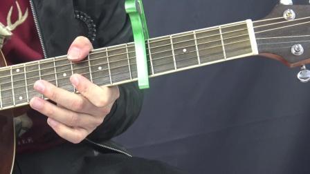 吉他弹唱 杨宗纬《一次就好》深蓝雨吉他