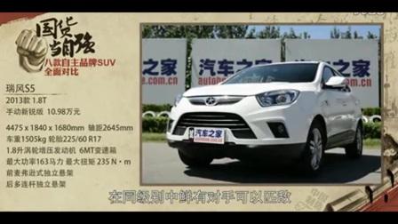 性能测试八款自主品牌SUV全面对比-汽车之家(2)jjo冒险雷探长