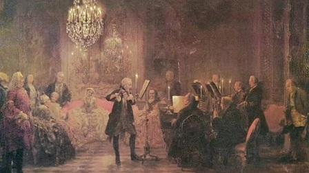 腓特烈二世长笛协奏曲(1-3)